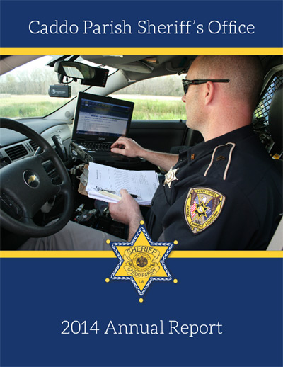 View the Caddo Parish Sheriff's Office 2014 Annual Report